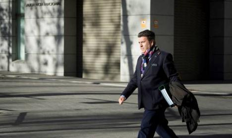 Florentino Pérez promotor de la caída política de Granados