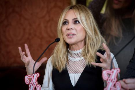 Marta Sánchez, patriota de pacotilla