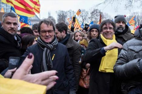 La casa de Artur Mas embargada por el Tribunal de cuentas.