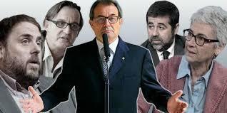 historia de un caradura de nombre Artur Mas