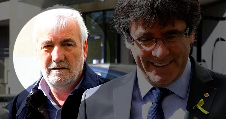 El colmo de la idiotez: Matamala ha sido nombrado embajador de Waterloo en España por Puigdemont