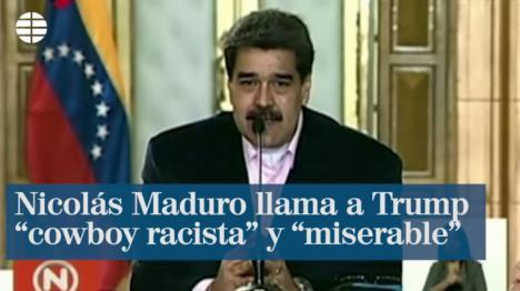 Nicolás Maduro moviliza la artillería de Venezuela por supuestos