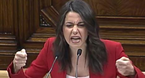 INÉS ARRIMADAS, ES COMO LA FALSA MONEDA, por César Llorca