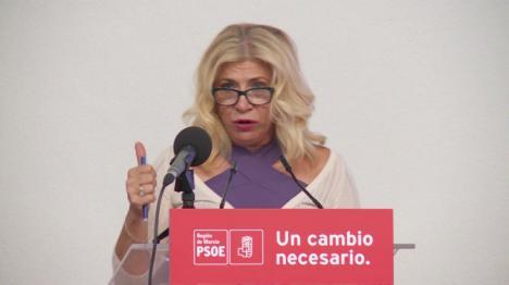 """Gloria Alarcón: """"PP, Ciudadanos y Vox vuelven a demostrar su nulo interés por erradicar la violencia de género"""""""