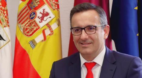 """Diego Conesa: """"El próximo jueves los 45 diputados de la Asamblea votarán entre corrupción y regeneración"""""""