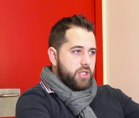 """Jordi Arce: """"Las políticas corruptas y la compra de sillones orquestada por López Miras no pueden quedar impunes"""""""