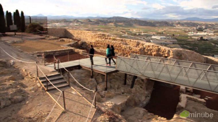 """El Castillo de Lorca acoge la exposición itinerante """"Jewish Journeys"""" cedida por la Red de Juderías de España"""
