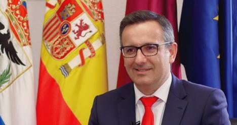 """Diego Conesa: """"El Gobierno tránsfuga de López Miras se ha desatendido del Mar Menor, no colabora con la Fiscalía y no cumple con sus obligaciones"""""""