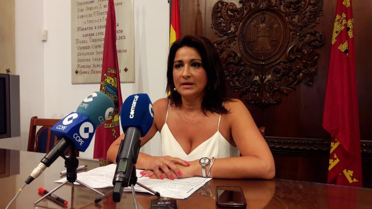 El PP exige al actual gobierno socialista de Lorca que cumpla sus deberes en vez de andar manipulando la información