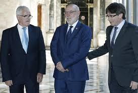 El Físcal General anuncia dos querellas contra el equipo de Puigdemont y la Mesa del Parlament