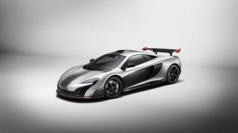 McLaren MSO, espectacular