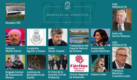 Extrabajadores y la Asociación de Afectados y Enfermos de Silicosis se muestran indignados por el reconocimiento como Hijo Predilecto de Andalucía otorgado a Cosentino y realizarán una protesta previa al acto de entrega, el próximo 28 de febrero
