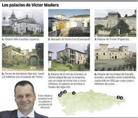 Víctor Madera compra al marqués de Cubas una finca de 4.350 hectáreas, de gran riqueza cinegética y que es la mayor finca de Monfragüe