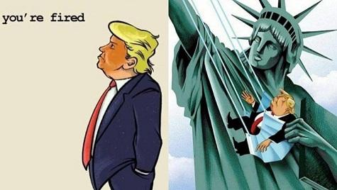 Las redes se llenan de burlas a Trump el 'derrotado' que sigue empeñado en no reconocer su derrota