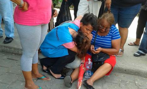 Una niña de cinco años es atacada por un perro labrador