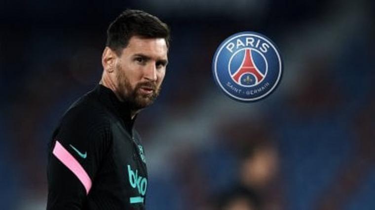 Leo Messi, ya es nuevo jugador del PSG