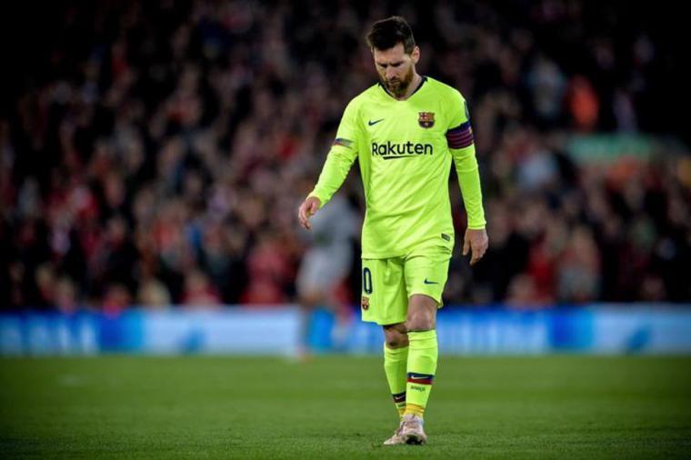 El Barça que se queda sin final de Champions