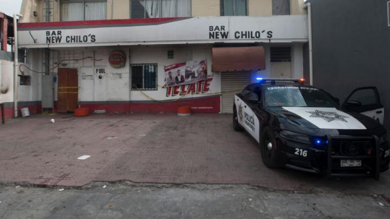 Ataque armado con 14 muertos y 7 heridos en un bar de México