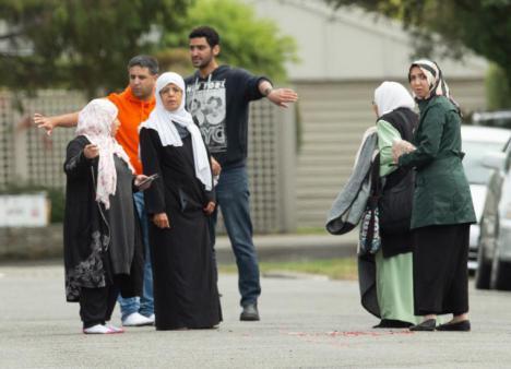 Masacre tras un tiroteo en dos mezquitas en Nueva Zelanda