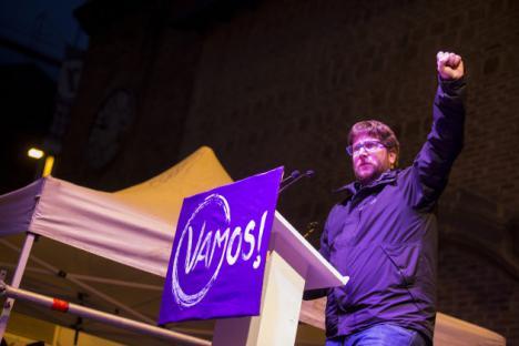 El padre del dirigente de Podemos Miguel Urbán otra víctima de Billy el Niño