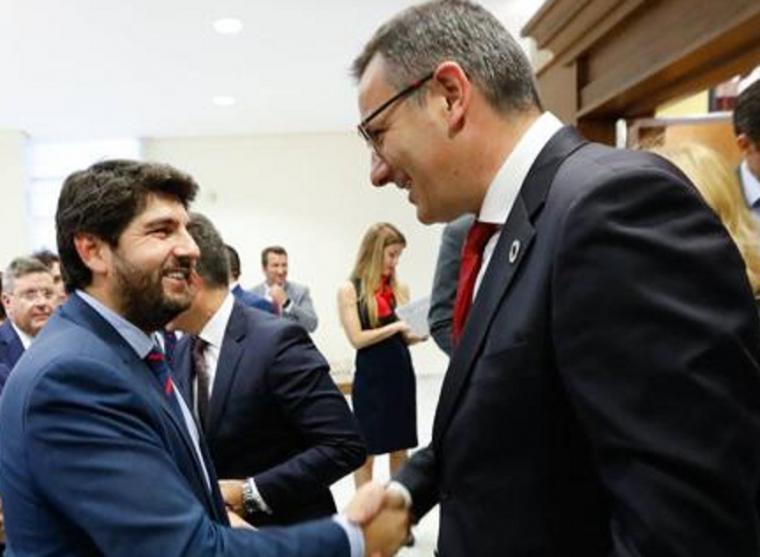 CARTA ABIERTA DE DIEGO CONESA AL PRESIDENTE REGIONAL ACERCA DEL INICIO DEL CURSO ESCOLAR