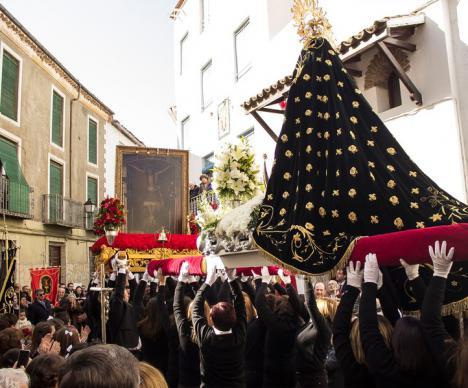 Fiestas Patronales en honor al Cristo del Mármol