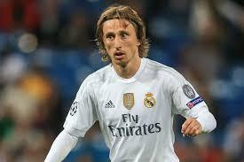 El madridista Luka Modric denunciado por la Físcalía