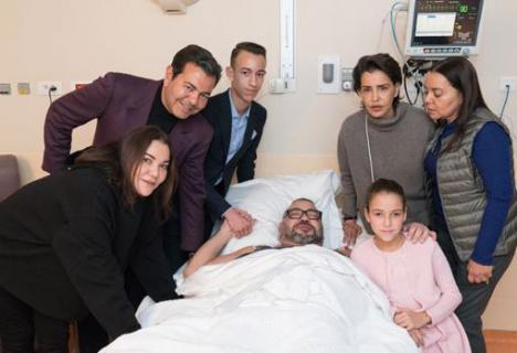 Mohamed VI se divorcia