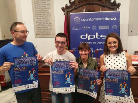 Lorca se suma a la campaña nacional 'Mójate por la Esclerosis Múltiple' que se celebrará este próximo domingo