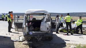 Cuatro fallecidos en un accidente de tráfico en Molló