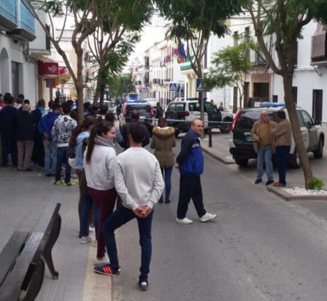 34 años de cárcel para el hombre que disparó contra 3 guardias civiles en Montalbán