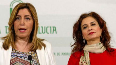 En Moncloa ya preparan la sustitución de Susana Díaz