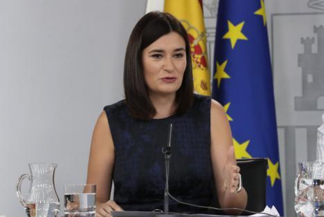 Carmen Montón no cometió ningún delito, ¿ y ahora qué?