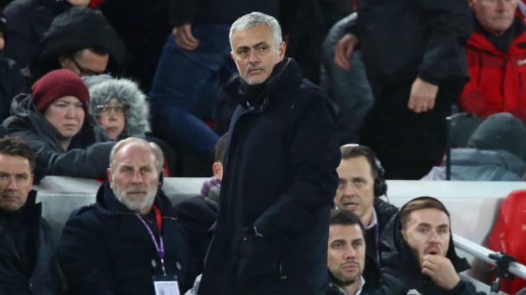 Adios de Mourinho al Manchester