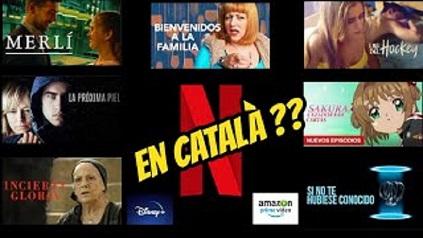 El Govern subvencionará a Netflix con la condición de que aumente los contenidos en catalán