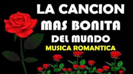 BUSQUÉ LA CANCIÓN MÁS BONITA DEL MUNDO, por Sonia Mª Saavedra de Santiago, Abogada Rotal y Estudiante de Historia