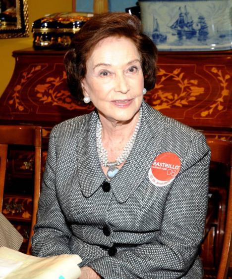 Muere Carmen Franco, la