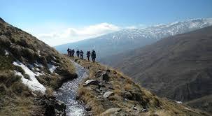 Ruta hasta el Mulhacén desde Capileira