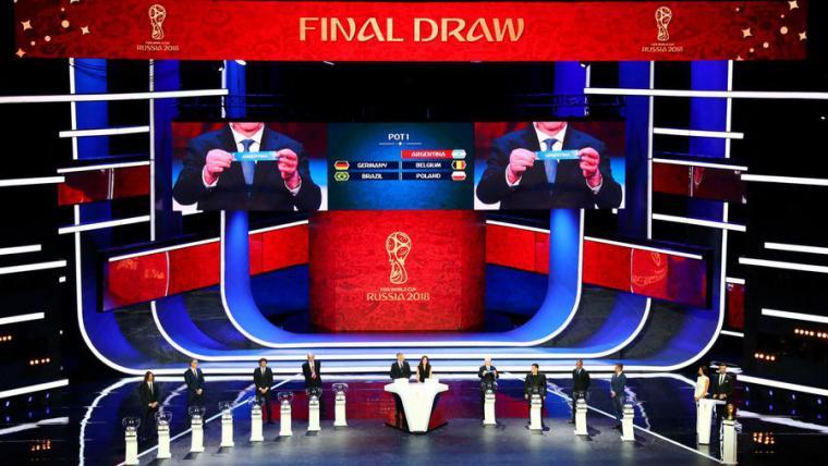 Un grupo fácil para la selección española en la primera fase del mundial de Rusia