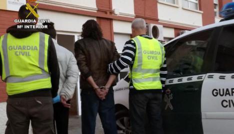 Dos personas detenidas como presuntas autoras de delito de robo con fuerza en una veintena de viviendas del Mar Menor