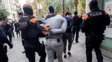 Nueva macrooperación en el Raval de Barcelona