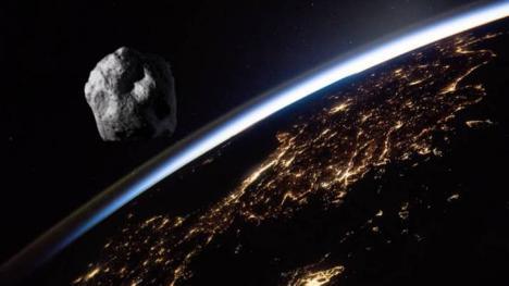 El asteroide Apophis, 'Dios del Caos' volará sobre la superficie de la Tierra el 13 de abril de 2029