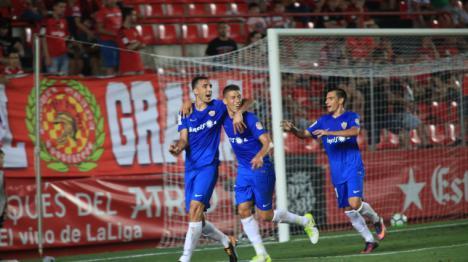 La Unión Deportiva Almeria se lleva los tres puntos frente al Nastic