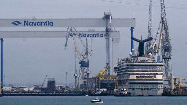 El consorcio en el que participa Navantia pasa a la siguiente fase del concurso FSS de Reino Unido