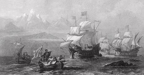 1 de mayo de 1521: Un grito desacordado por encima de las olas, por Pedro Cuesta Escudero autor del libro 'Y sin embargo es redonda. Magallanes y la primera vuelta al mundo'