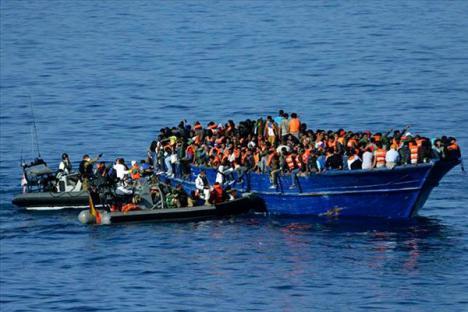 281 inmigrantes rescatados en las últimas horas en el Estrecho