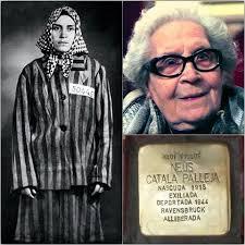 Muere con 103 años Neus Català, la superviviente de los campos de exterminio nazi