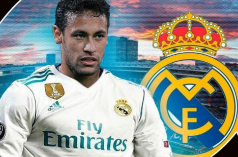 El Real Madrid descarta a Neymar