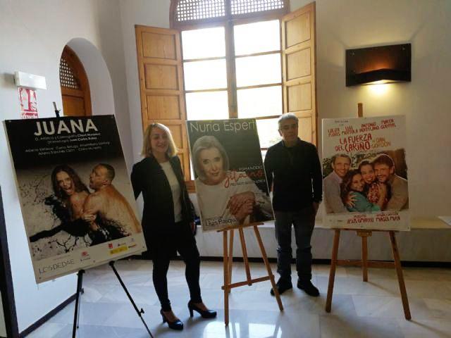 El Ayuntamiento de Lorca informa de que la programación del Teatro Guerra prevista para este trimestre se recuperará a partir de octubre