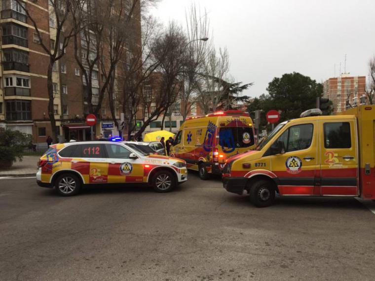 Un hombre de 80 años mata a su mujer en Madrid y después se suicida